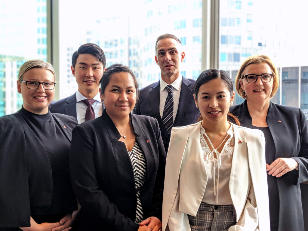 Meetings and Events Sales Team Swissotel Sydney